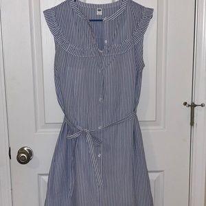 Old Navy Seersucker Dress